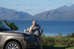 Patrick Greed enjoys the sights and tastes of Scotland