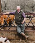 Patrick Greed of Killerton Limousin (courtesy Exeter Living 2019)